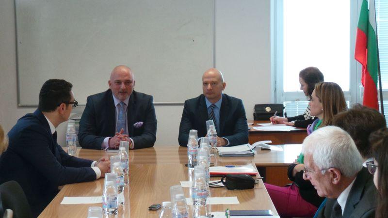 Научно заседание на консултативния съвет по приоритетната ос