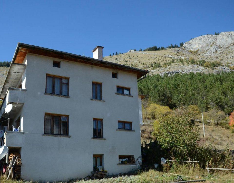 Еко къща за гости Кристал