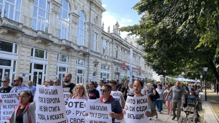 Протестите на бизнеса срещу Covid мерките продължават